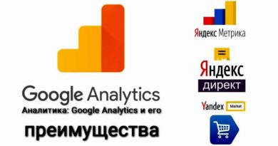 Аналитика: Google Analytics и его Преимущества
